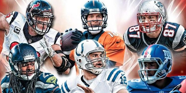 NFL 2015 Sticker Collection – Panini