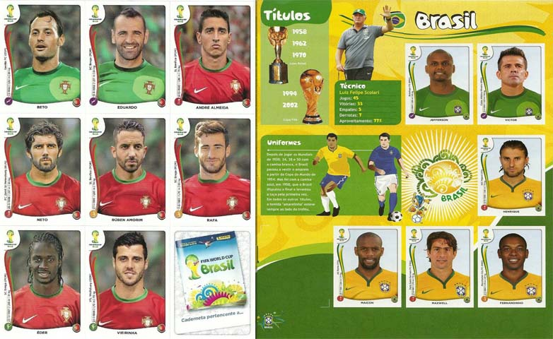 IMAGE STICKERS PANINI FOOT 2014//15 n B TOPMINT! 487 A