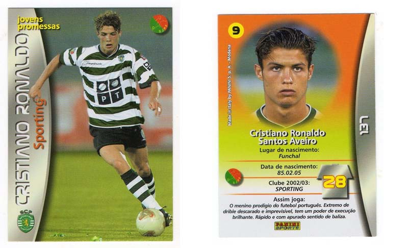 Is Your Soccer Card A True Rookie Or Yet Another Fake