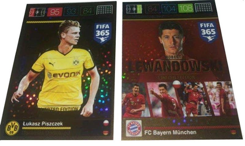 Panini Adrenalyn XL FIFA 365 Mauro Icardi Goal Machine Trading Card